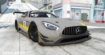 Mercedes-AMG GT (C190) [0.11.0]